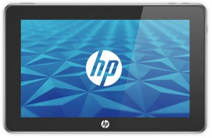 HP Slate - Soon to be WebOS Tablet PC