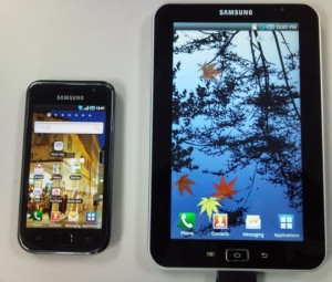 Samsung Galaxy Tape