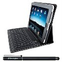 Get A Kensington KeyFolio Bluetooth Keyboard/Case For iPad w/ Free Virtuoso Touch Screen Stylus & Pen Combo For $64.99 at Buy.com, A $63.95 Savings!